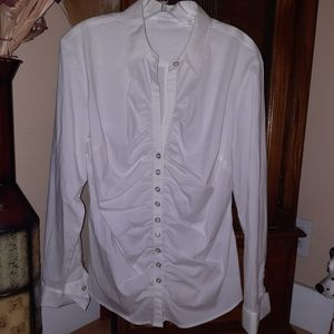 New York & Company Button-down Blouse